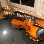 4/4 (Ganze Violine)